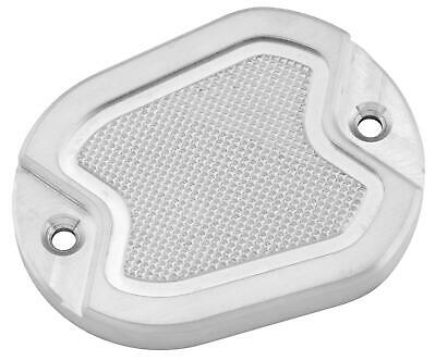 Brass Balls Cycles BB08-215 Knurled Master Cylinder Cover - Natural