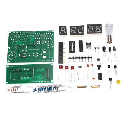 Digital Frequency Counter Meter 1Hz-50MHz DIY Kit Tester High Sensitivity R5C3