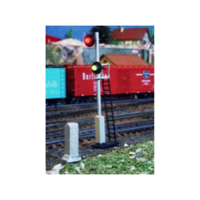 HMA HO Double Target 3 Colour Staggered Searchlight Signal 2155 Brand New