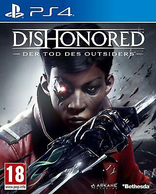Dishonored 2 Tod des Outsiders (PS4) (NEU & OVP) (UNCUT) (Blitzversand)
