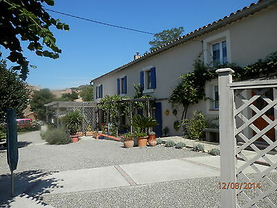 Self catering Holiday Cottage with pool and wifi near Carcassonne South France