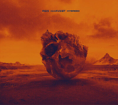 Red Harvest – Hybreed (Double CD) Digipack