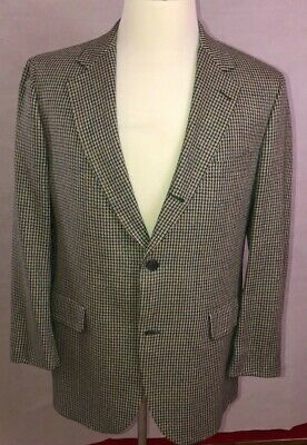 Brooks Brothers Men's Lambs Wool Sports Coat Jacket Blazer 41R