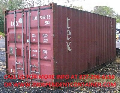 20' Cargo Container / Shipping Container / Storage Container in Charleston, SC