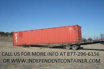 40' Cargo Container / Shipping Container / Storage Container in Jacksonville FL
