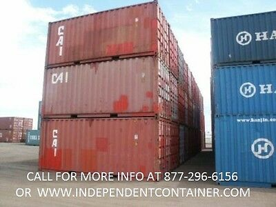 20' Cargo Container / Shipping Container / Storage Container in Boston, MA