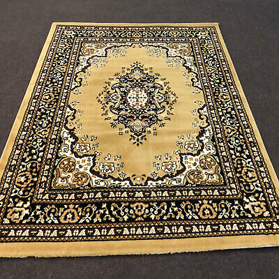 Traditional Beige Budget Small Extra Large Runner Cheap Alpha Rugs Ebay Online