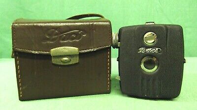 Vintage German Dacora Daci (Original Model) With Leather Case - 1948.