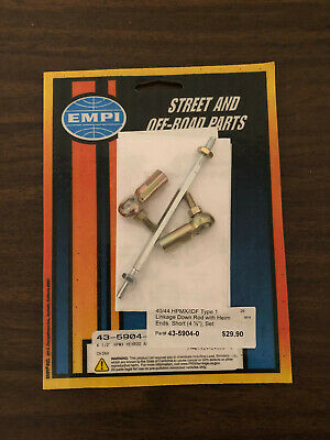 "Heim Ends 10//32/"" Left//Right Threads Empi 43-5904 Hexrod Linkage 4-1//2/"" Assembly"