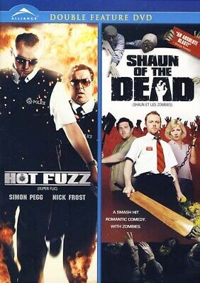 Hot Fuzz/Shaun Of The Dead (Double Feature)(Bilingual)(Blue Spine) (Dvd)