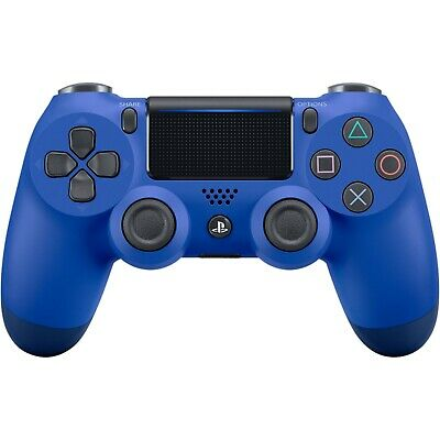 Sony Playstation 4 Dualshock PS4 Wireless Controller Blue - Refurbished