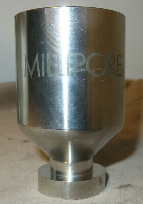 Millipore 100 mL Stainless Steel Filter Funnel