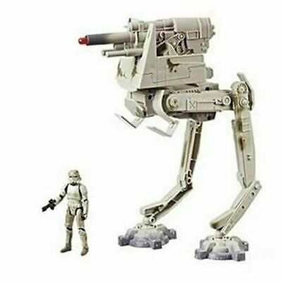 Star Wars-  Force Link 2.0 - Imperial AT-DT Walker with Mimban Stormtrooper