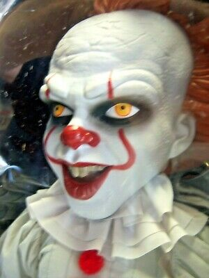 "15"" talking Pennywise Mega Figure (MISB) It! MDS (2019) Mezco Mega Design Series"
