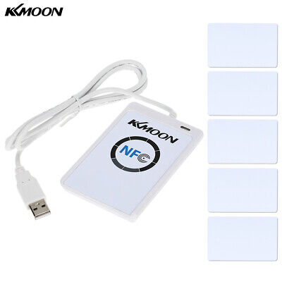 New NFC ACR122U RFID Contactless Smart Reader & Writer/USB + SDK + IC Card T8S1