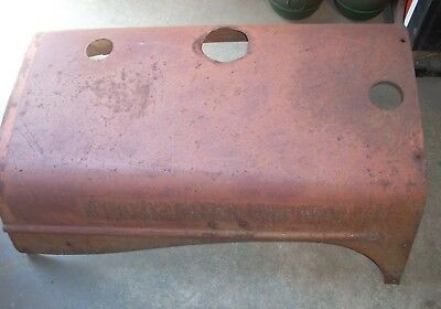 Allis Chalmers WD Tractor Hood, 70226836