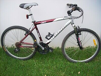 755fd555a8c Mens Mountain Bike Apollo LSX 1.1 26 inch 21 speed Excellent