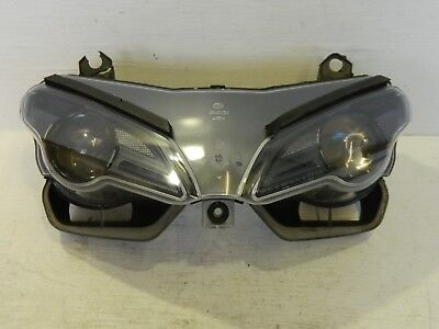 2007 Ducati 1098 Genuine Headlight Headlamp Uk Spec 848