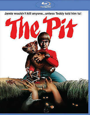 The Pit (1981) Blu-Ray Directed by Derek Jarman (disc released 2016)