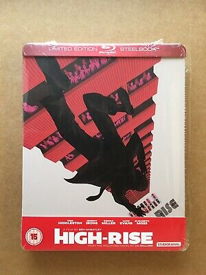 High Rise (Blu-Ray Steelbook) NO Audio ITA