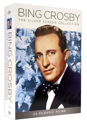 Bing Crosby: The Silver Screen Collection (24 Classic Films) (Boxset) (Dvd)