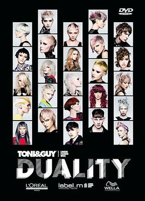 TONI & GUY NEW DUALITY 2 DVD COLLECTION HAIR BRIDAL TONY GUY HAIRDRESSING aq