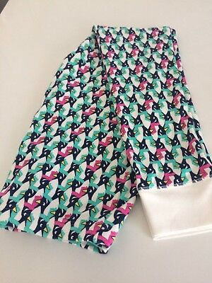 Vineyard Vines Pajama/ Lounge Pants Size S Penguins Print