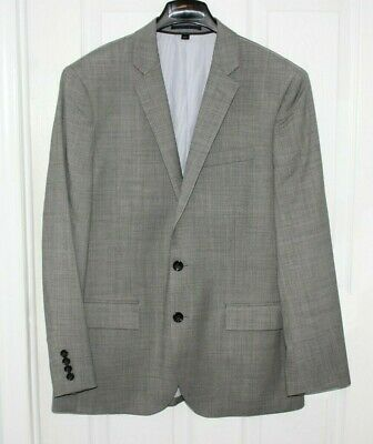 New J CREW 40S Ludlow Slim-fit Suit Jacket in Italian Stretch Worsted Wool $475