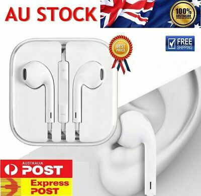 3xHeadphones Earbuds Headset for iPhone 4 5 6 iPod iPad with Mic Remote