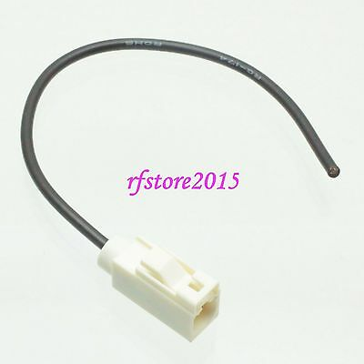 Cable RG174 6inch Fakra SMB B 9001 female jack RF Pigtail Jumper