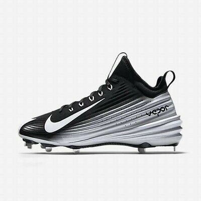 Bnwot Mens Size Us14/ik13 Nike Vapour Flywire Cleats Baseball Shoes
