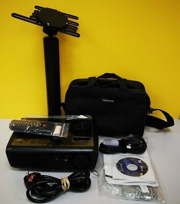 Optoma ES522 DLP Projector - With Accessories - UK Seller - Fast Dispatch