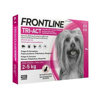 Frontline Tri Act 2 5 Kg 6 Pip
