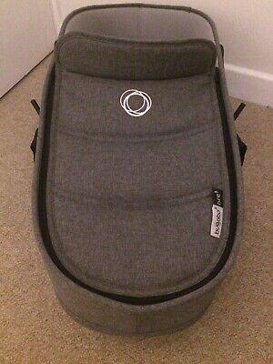 Bugaboo Bee 5 Carrycot With Base/ adaptors/ Mattress. Excellent Condition.