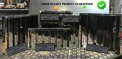 Heavy Duty Stainless Steel Canopy Extraction Grease Baffle Filter