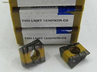 30Pcs.new Iscar T490 Lnmt 1306Pntr-Cs Ic5400   ¤For Steel,Stainless¤