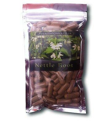 Nettle Root Extract 450mg ( 1% silicic acid ), Vegetarian Capsules
