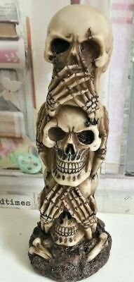 latex mould for making THIS SPOOKY SKULL TREE