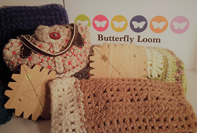 Butterfly Loom - Set of 6
