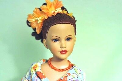 "Tonner Kitty Collier doll ""Just Swell"" 18"" LE 750 #T6-KCDD-02 2006 Original EX"
