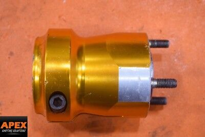 90x50mm REAR HUB - INTREPID ROTAX PROKART MARANELLO GILLARD CRG OTK