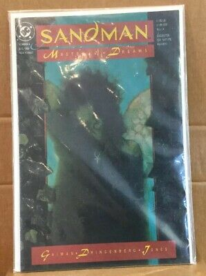 The Sandman Master Of Dreams Number 8 Mint Condition