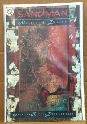 The Sandman Master Of Dreams Number 4 Mint Condition