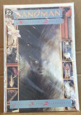The Sandman Master Of Dreams Number 1 Mint Condition