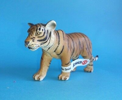 Schleich 14318 Tigresa NEW figurine retired Tiger Tigress Tigerin tigresse