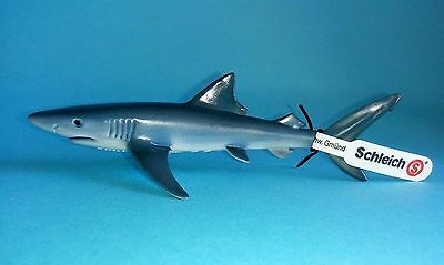 Schleich 14550 Blue Shark NEW figurine Blauhai retired Tiburón Azul