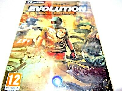 TRIALS EVOLUTION GOLD STEELBOOK EDITION   UK PC game  BRAND NEW & SEALED