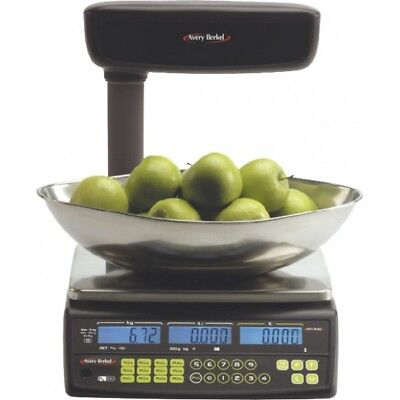 Avery Berkel FX50 With Tower Display - With Scoop