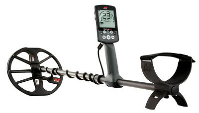 """Minelab Equinox 600 Metal With 11"""" Double D Coil  Fantastic Beach Detector"""