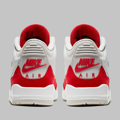9dadf228115d NIKE AIR JORDAN 3 TH SP Tinker size 15. White Red Velcro. Air Max 1 ...